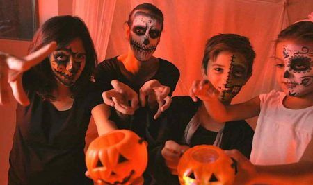 Curso Online de Pintacaritas de Halloween