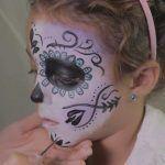 Curso Pintacaritas Online de Halloween