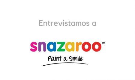 Entrevistamos a Snazaroo