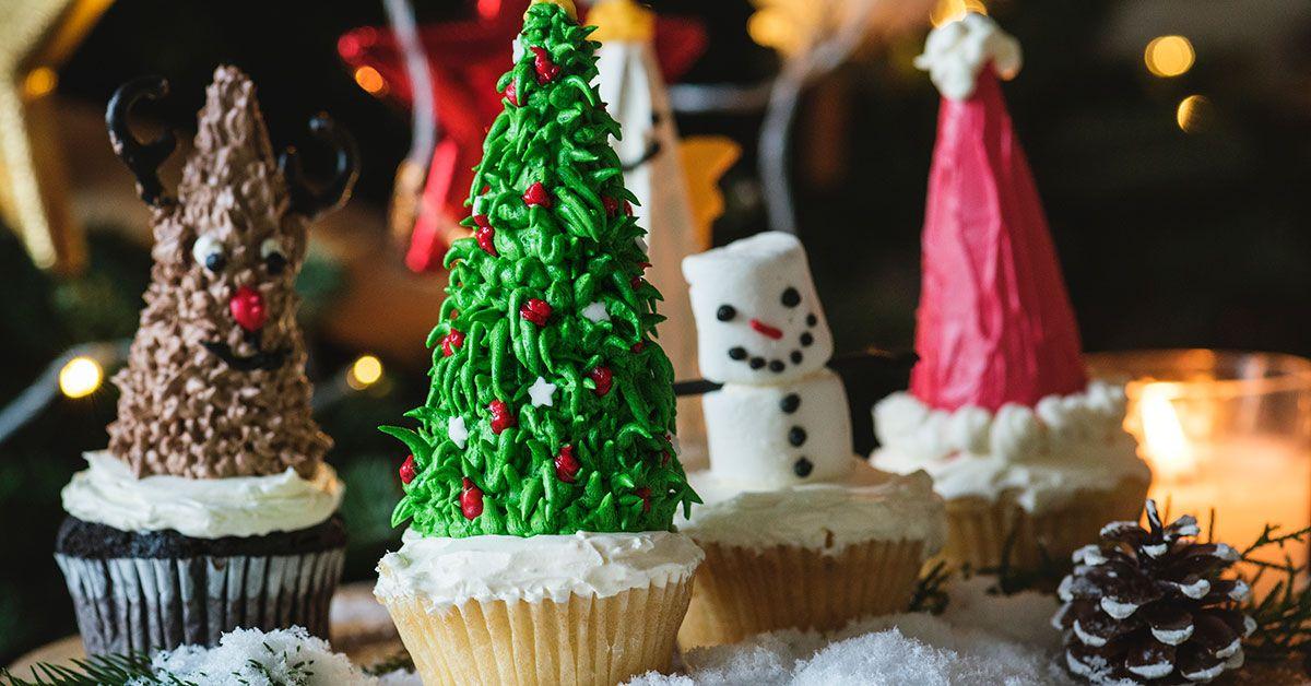Cocinar con tus hijos estas Navidades