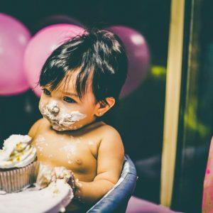 Los niños y el azúcar