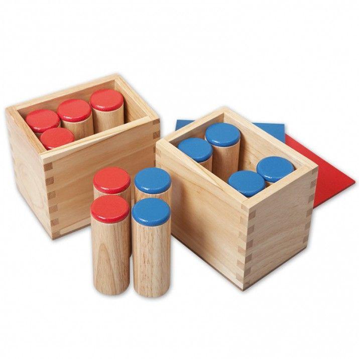 cilindros-con-sonido-materiales montessori