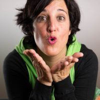 cristina saraldi directora general froggies