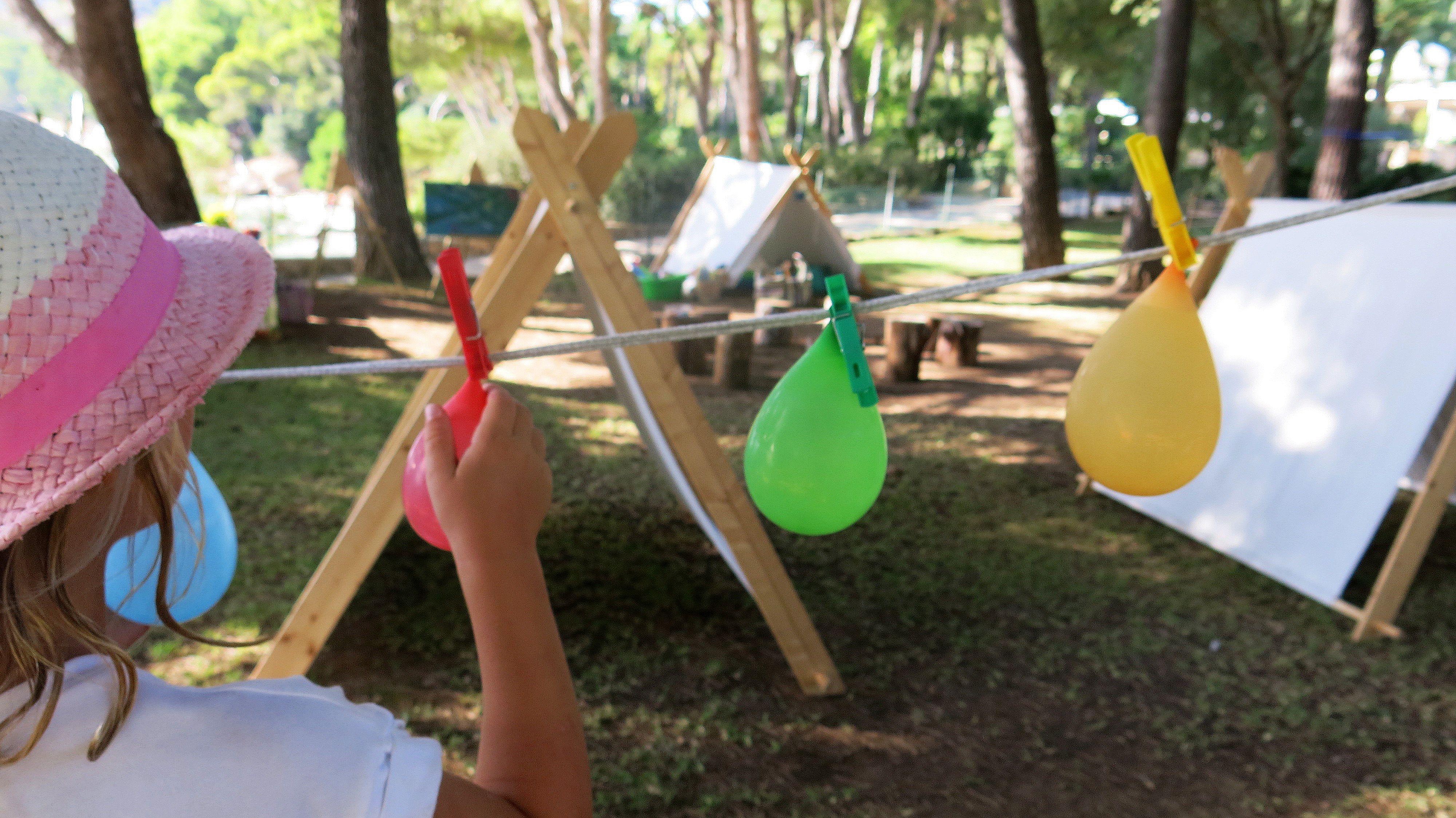 Juegos Al Aire Libre Para El Buen Tiempo Froggies