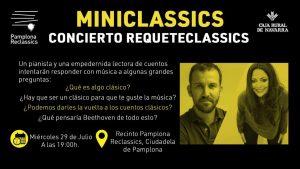 concierto música clásica para niños y niñas