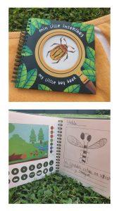 #CampamentoEnCasa con Froggies y Flying Tiger