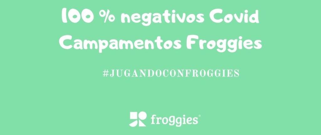 Campamentos Froggies Covid