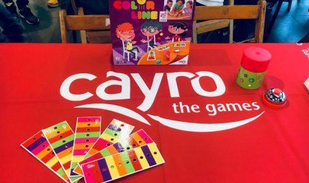 Juegos de mesa en familia con Cayro este 7 diciembre